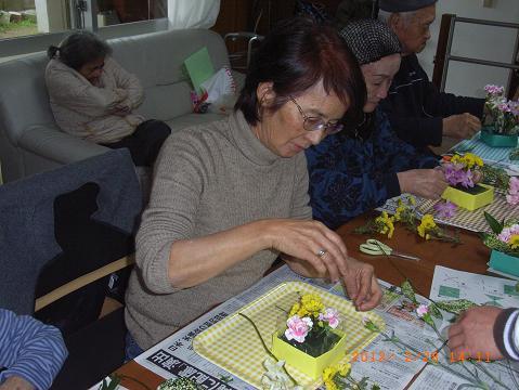 園芸療法♪_d0163307_11235049.jpg