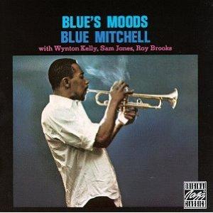 My Favorite Album ~Blue Mitchell, Blue\'s Moods~_a0203615_2201474.jpg