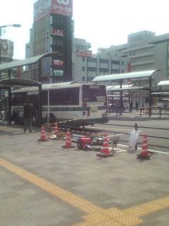 福山駅前バスターミナル正式オープン_e0094315_13252360.jpg