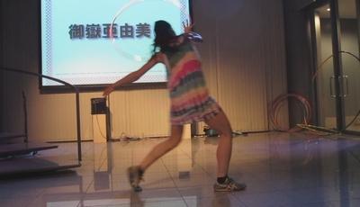 いついかなるときも希望と喜びを傍らに踊る_b0171831_2317541.jpg