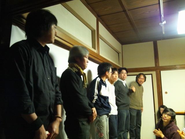 日韓アーティストトークと江戸幻燈機による夜会_d0058440_1058385.jpg