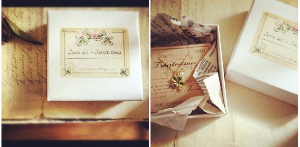 Tiara inc----シロツメクサの花かんむり_c0112142_2312087.jpg