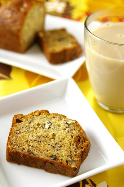 バナナプレッド Banana Bread_d0166271_22313177.jpg