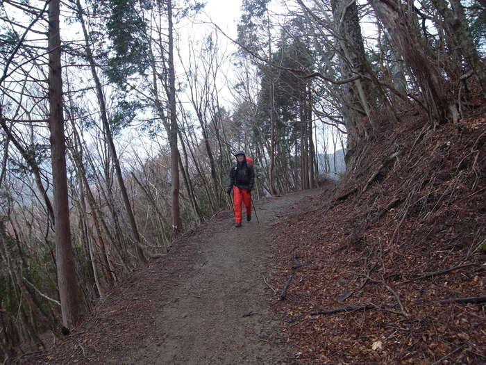 2012.3.18-19 天城縦走路-伊豆山稜線歩道 ~Long&Flatは伊豆にあり~  day1_b0219778_2244690.jpg