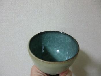新作・・・シンプルな土の感触を青瓷に_b0111791_21382856.jpg
