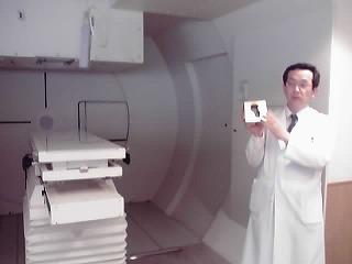 県立がんセンターの陽子線治療施設!_d0050503_8291560.jpg