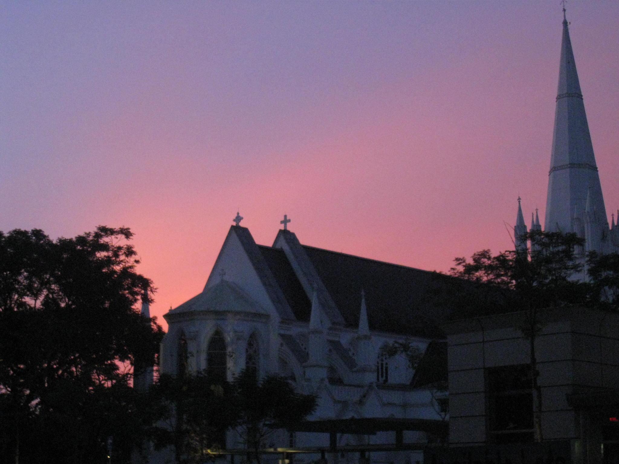 夜明けとともに到着したシンガポール_c0212604_2143767.jpg