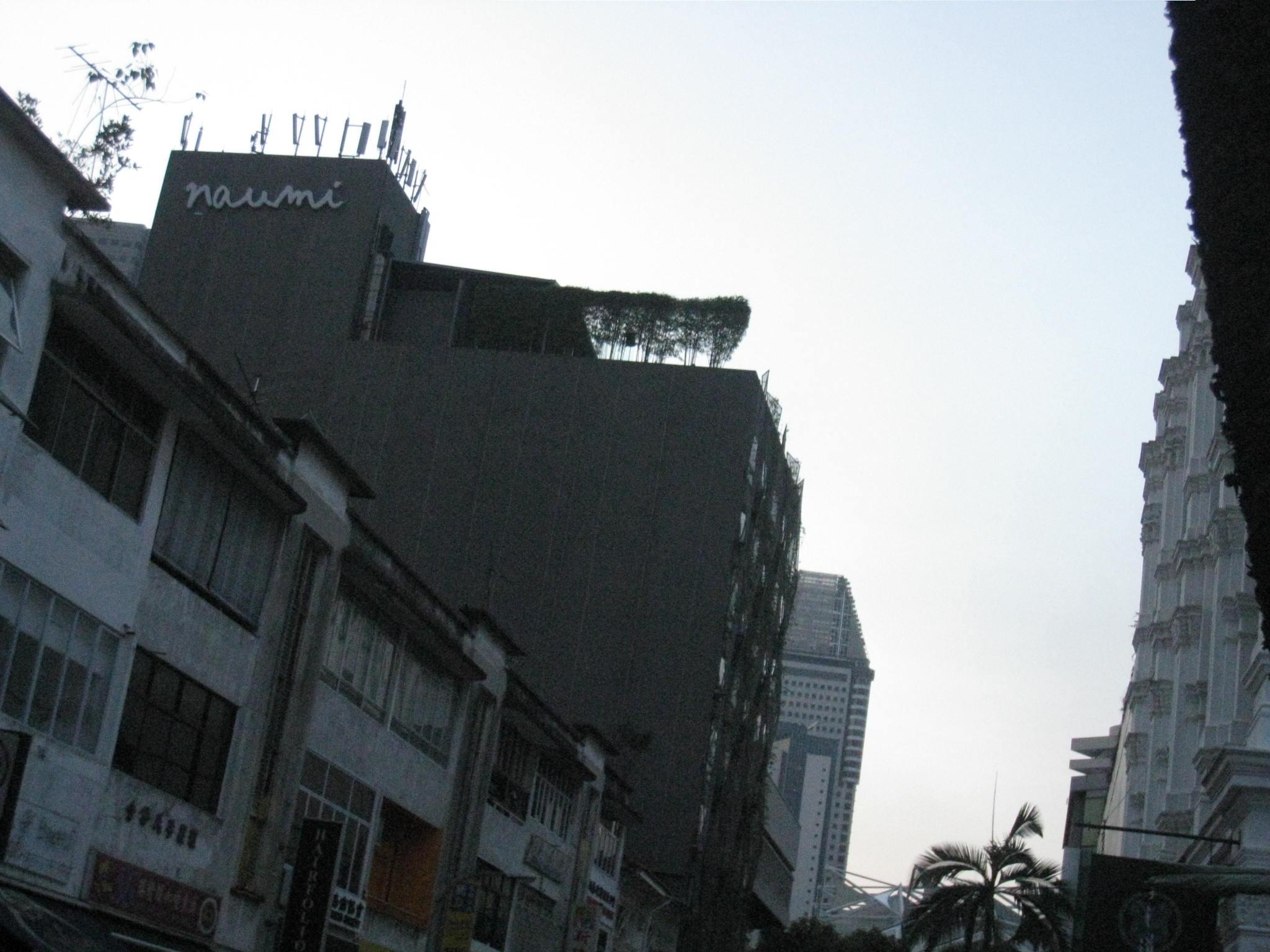 夜明けとともに到着したシンガポール_c0212604_214549.jpg