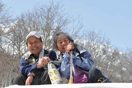 3月16-18日谷川岳 芝倉沢出会いの虹芝寮で過ごす_c0242406_14311277.jpg
