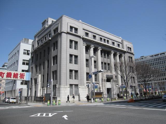 名古屋のレトロな建築物(広小路通)_f0016320_12474487.jpg