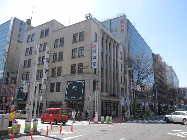 名古屋のレトロな建築物(広小路通)_f0016320_1248067.jpg