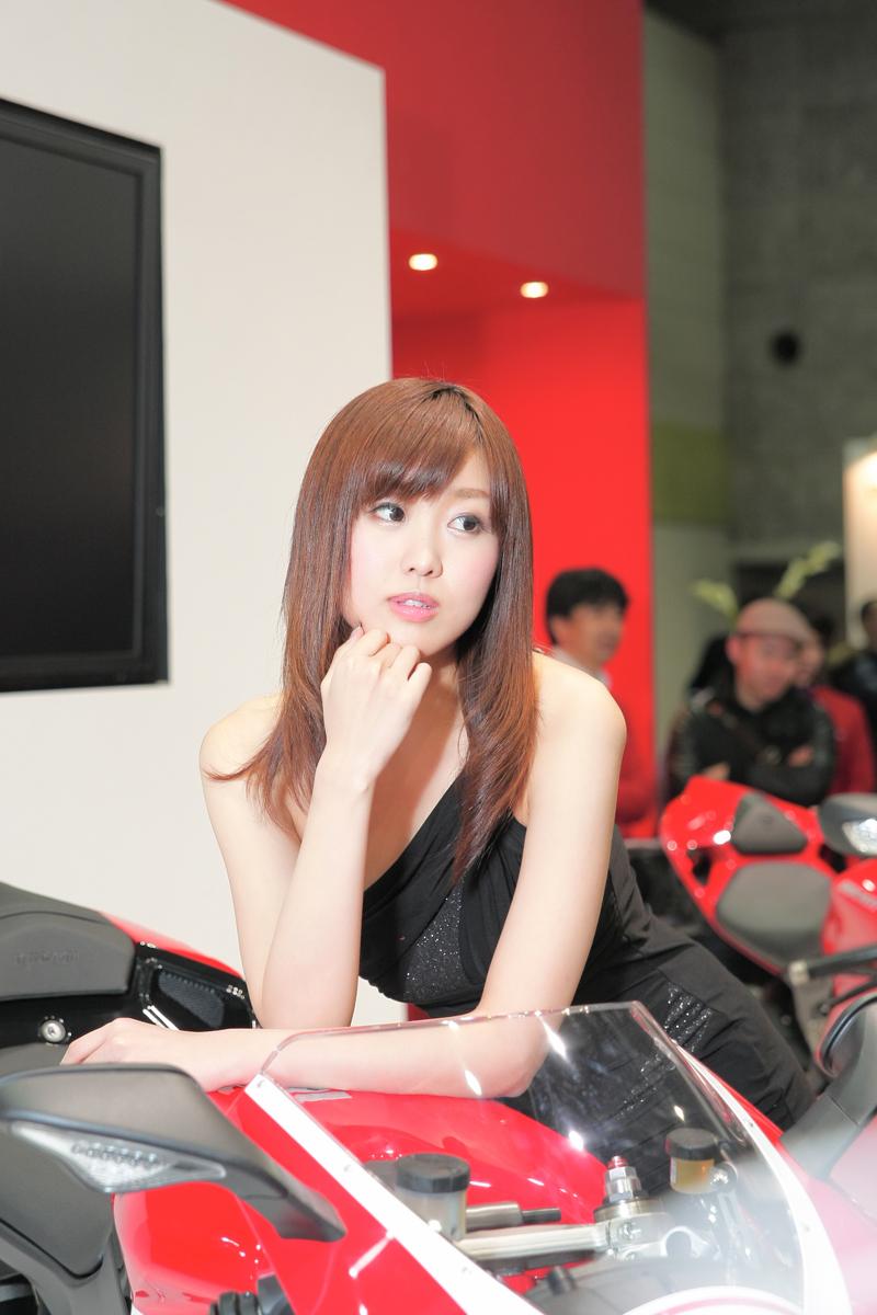大阪モーターサイクルショー 2012 : 写真部