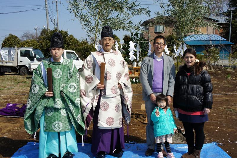 日々是好日-地鎮祭-  2012.3.21_e0223771_13105630.jpg