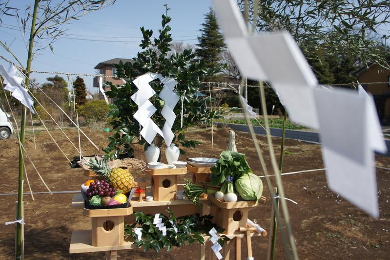 日々是好日-地鎮祭-  2012.3.21_e0223771_1382717.jpg