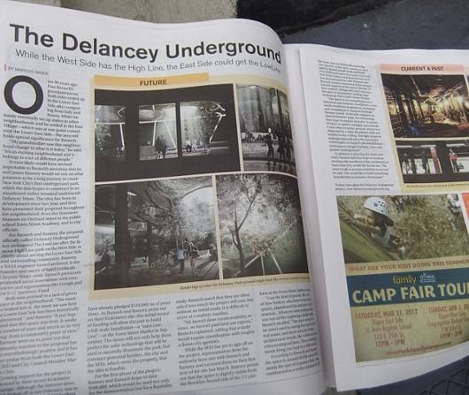 ニューヨークで計画が進む地下公園(LowLine)、地元フリーペーパーの1面にも_b0007805_2259682.jpg