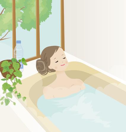 入浴剤を簡単手作り*ふんわりリラックスバスタイム