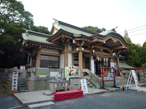到津八幡神社・神功皇后の御座船が着いた_c0222861_20112659.jpg
