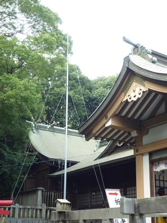 到津八幡神社・神功皇后の御座船が着いた_c0222861_20121558.jpg