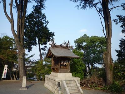到津八幡神社・神功皇后の御座船が着いた_c0222861_20135170.jpg