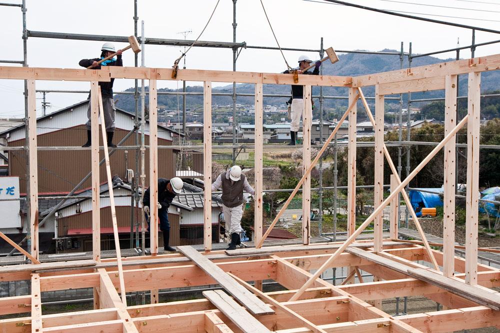 木造軸組で建てるオール電化の家 〜その2〜_a0163962_8543217.jpg