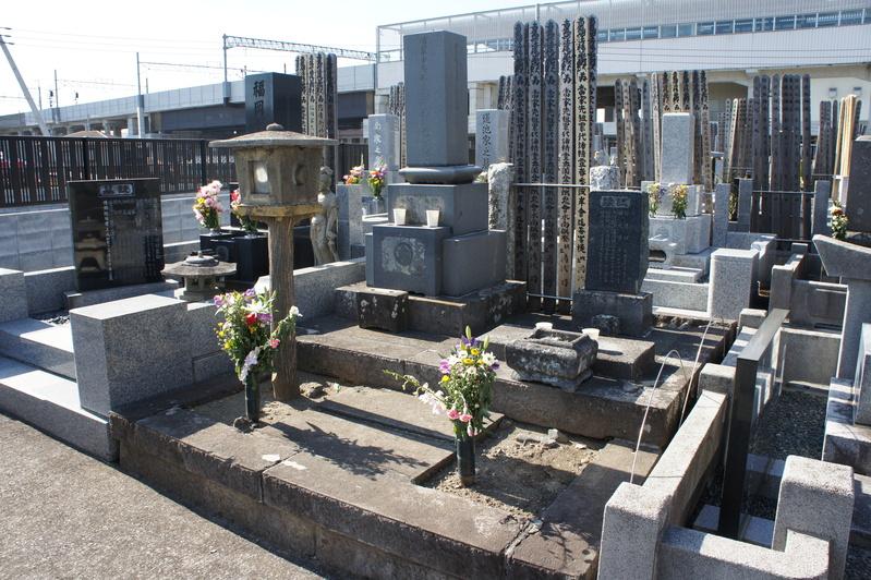 Y家様 墓所リフォーム工事  2012.3.22_e0223769_17321734.jpg