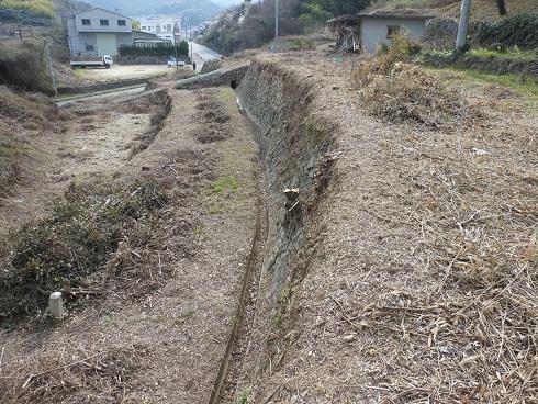 弥四郎水路の全貌が明らかに1_e0175370_11442890.jpg