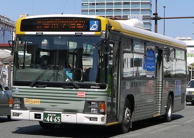 富士急シティバス : 旅行先で撮...
