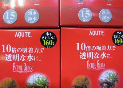 冷凍餌、マンちゃん、本革首輪、活性炭大量補充完了_a0193105_19103197.jpg