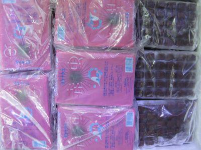 冷凍餌、マンちゃん、本革首輪、活性炭大量補充完了_a0193105_19943100.jpg