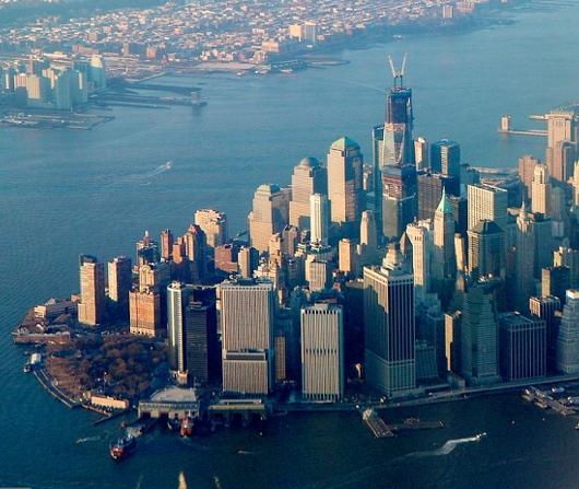 ロウアー・マンハッタン - Lower Manhattan