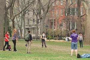 すっかり春らしくなったニューヨークの公園風景_b0007805_2263739.jpg