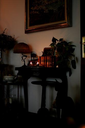 キャンドルを灯して_b0064411_018731.jpg