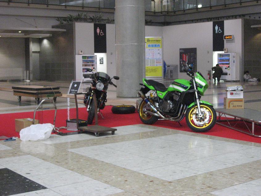 東京モーターサイクルショー!!!_f0231916_142078.jpg