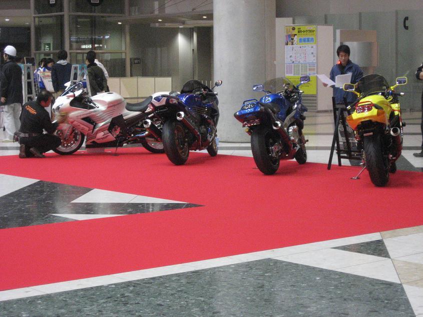 東京モーターサイクルショー!!!_f0231916_143023.jpg
