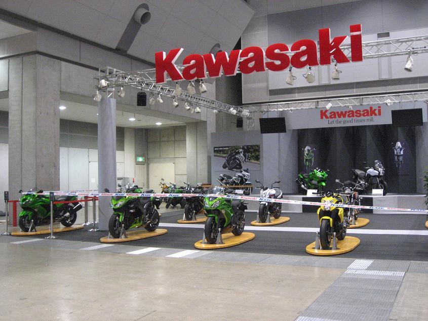 東京モーターサイクルショー!!!_f0231916_164779.jpg