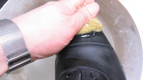 靴を水洗い~前編_b0226322_17145219.jpg