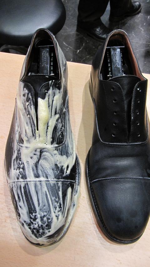 靴を水洗い~前編_b0226322_172038.jpg