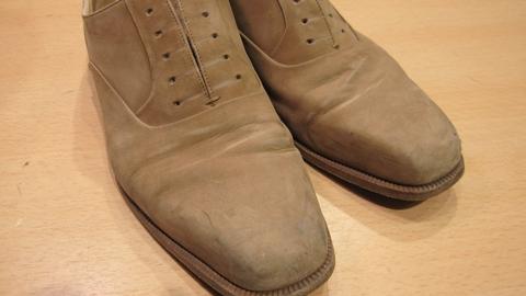 靴を水洗い~前編_b0226322_1727966.jpg