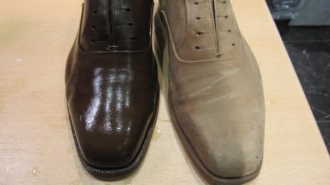 靴を水洗い~前編_b0226322_17315793.jpg