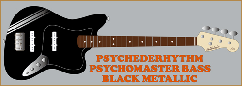 4月上旬に「Black MetallicのPsychomas Bass」を発売!_e0053731_12543716.jpg