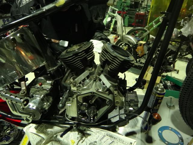 ショベリジ エンジン分解_c0133351_19511213.jpg