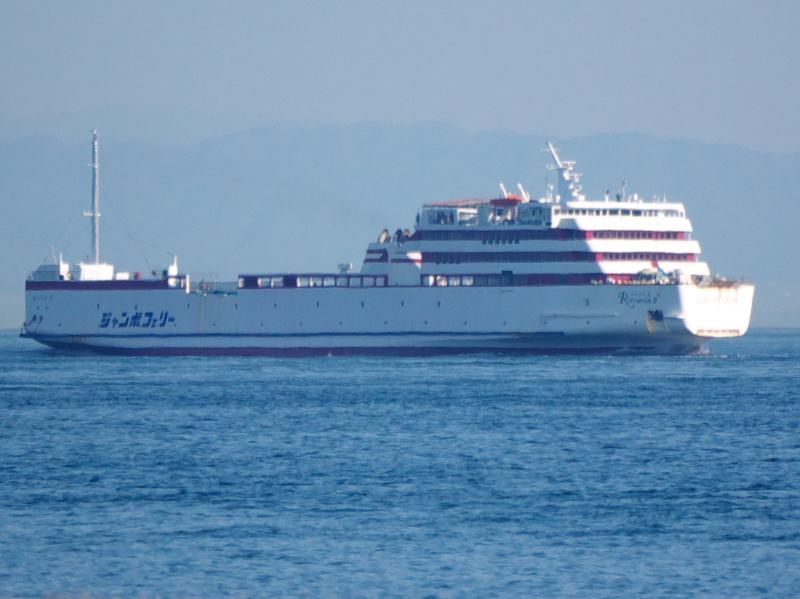 りつりん2 : いつか見た船