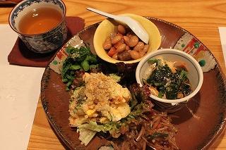 食楽 いくた ~京都 おばんざい 春~_f0232767_841269.jpg