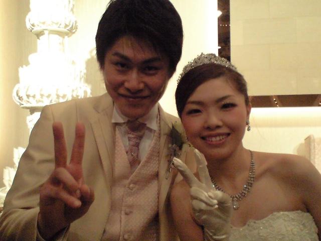 結婚式へ乱入!!_a0079474_14163086.jpg