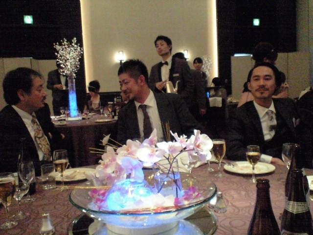 結婚式へ乱入!!_a0079474_14192794.jpg