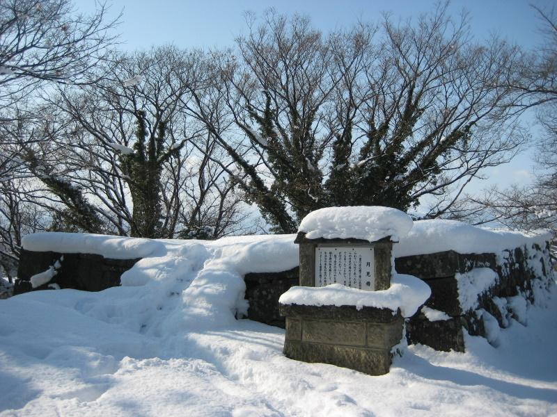 会津で正月(7)雪の鶴ヶ城 _c0013687_20444345.jpg