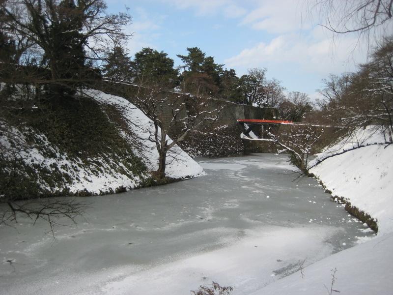 会津で正月(7)雪の鶴ヶ城 _c0013687_20505429.jpg