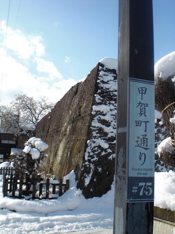 会津で正月(7)雪の鶴ヶ城 _c0013687_7153574.jpg