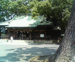 焼津神社でマルシェ_c0216993_1847307.jpg