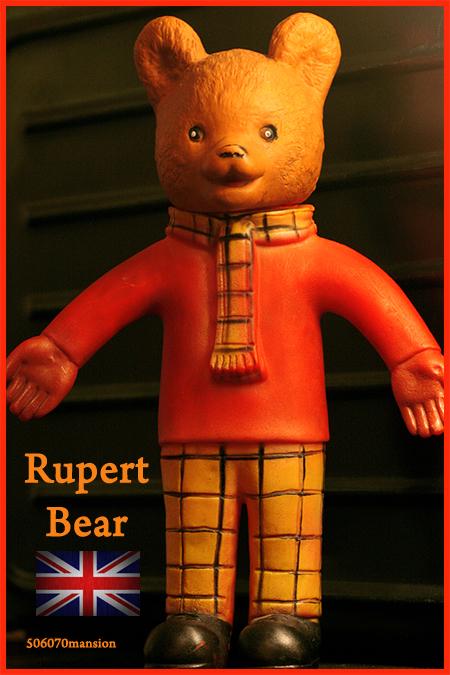 ★くまのルパート(Rupert Bear)★_e0243096_1931486.jpg